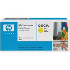 Toner HP Q6002A yellow 2000 str. HP 124